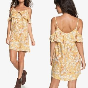 Roxy FALL LEAF PENDULUM DRESS